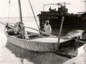 Ras Tanura Boat