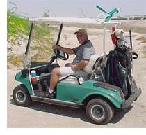 Joy of Golf at Aramco