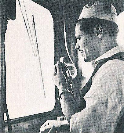 Saudi Arab Radio Operator