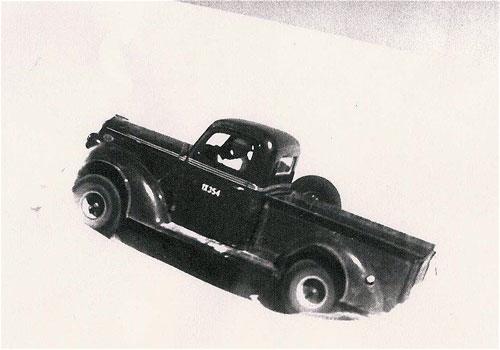 Aramco Stuck Truck
