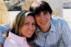 Aramco Brat Jennifer Brannon and Steven Cuttino