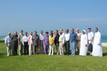 Aramco Retirees and Friends in RT