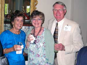Wilma Haggard, Kay and Mike Waneka