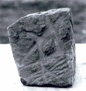 One of Dr. Strong's Stones