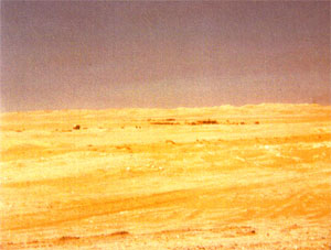 Vast Deserts in Saudi Arabia