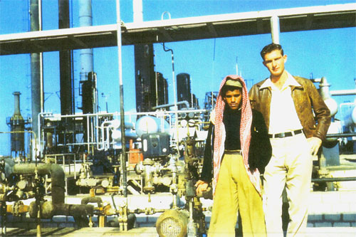 Aramcon Oran Wilson and Refinery Workers