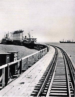 Deepwater Pier