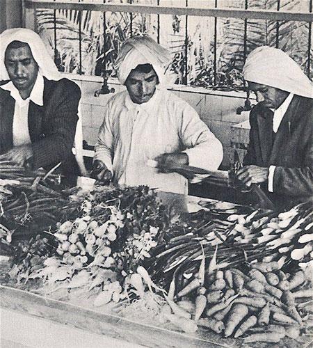 Saudi Arab Workers
