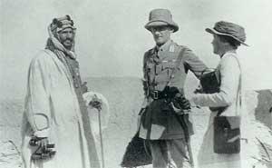 Saudi Arabia King Ibn Saud