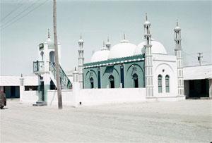 Saudi Arab Mosque