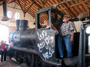 Hejaz Railway Saudi Arabia