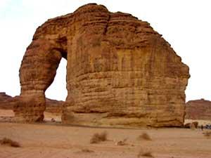 Madain Saleh Saudi Arabia