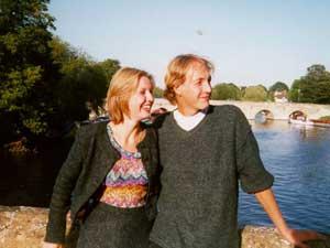 Aramco Brat Robert Upton and Rebecca Skeet